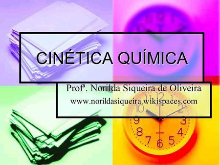 Profª. Norilda Siqueira de Oliveira