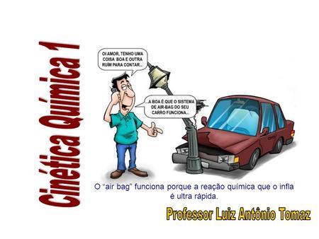 Professor Luiz Antônio Tomaz